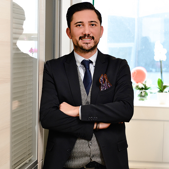 NATIONAL SALES MANAGER BAHADIR GÜVEN
